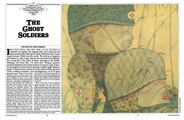 Article Preview: The Ghost Soldiers, MARCH 1981 1981 | Esquire