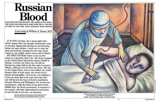 Russian Blood