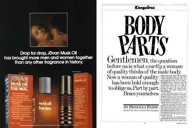 Article Preview: Body Parts, JUNE 1981 1981 | Esquire