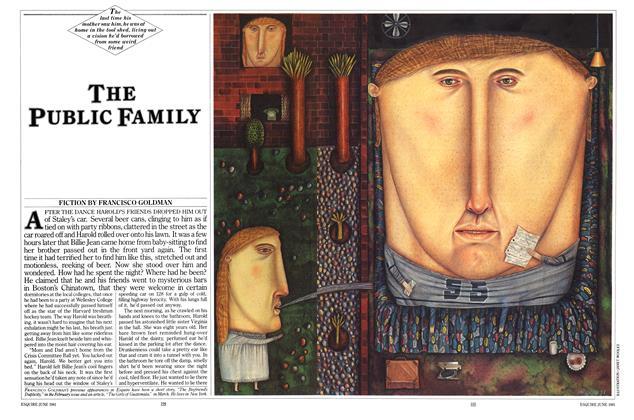 Article Preview: The Public Family, JUNE 1981 1981 | Esquire