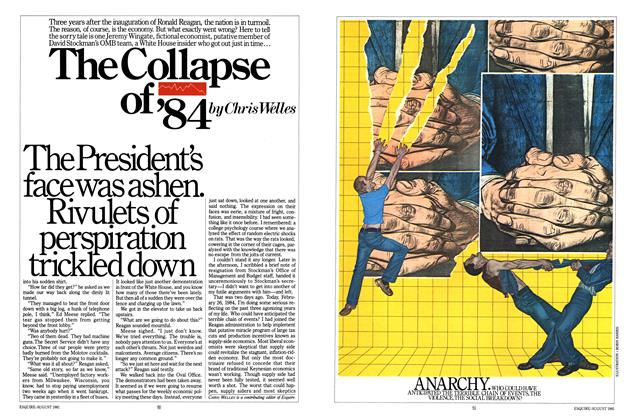 The Collapse Of '84