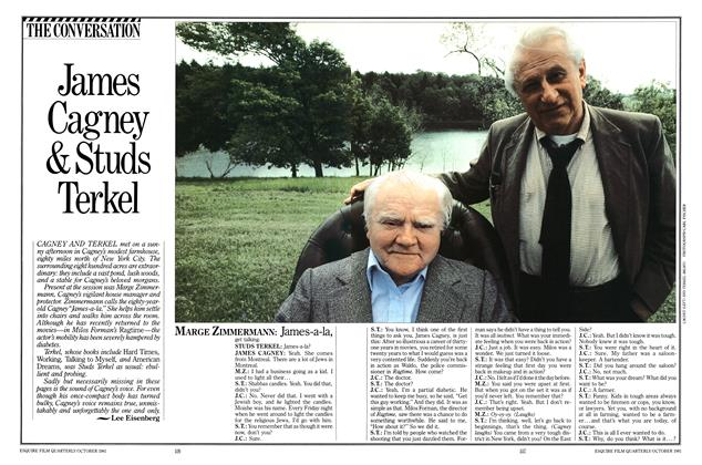 Article Preview: James Cagney & Studs Terkel, October 1981 | Esquire