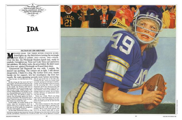 Article Preview: Ida, NOVEMBER 1981 1981 | Esquire