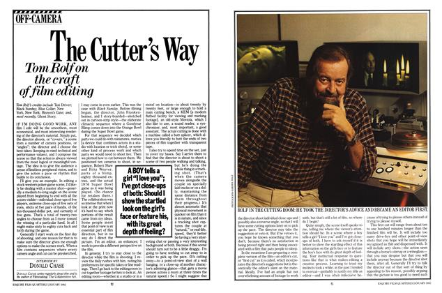 Article Preview: The Cutter's Way, JANUARY 1982 1982 | Esquire