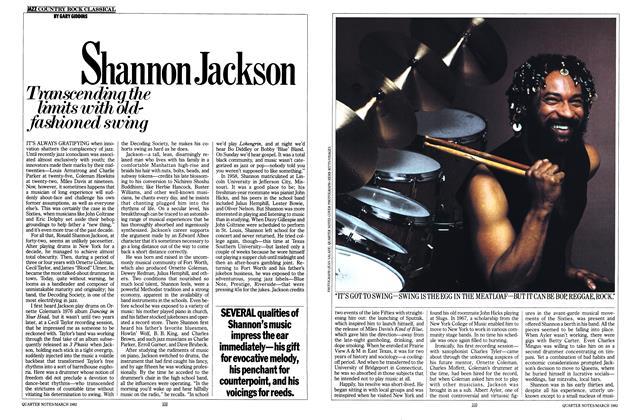 Shannon Jackson