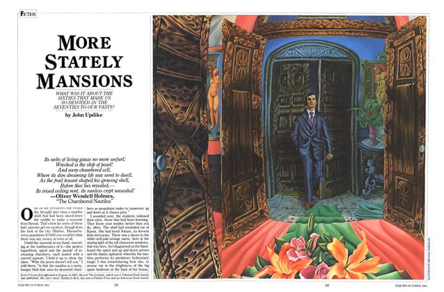 Article Preview: More Stately Mansions, OCTOBER 1982 1982 | Esquire