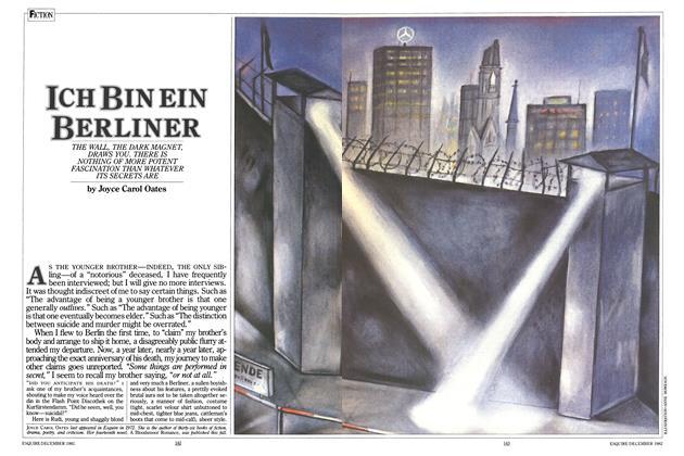 Article Preview: Ich Bin Ein Berliner, DECEMBER 1982 1982   Esquire