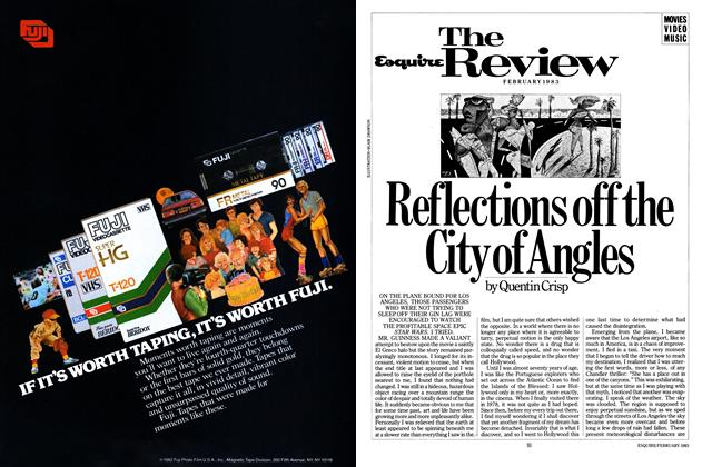 Article Preview: Reflections off the City of Angles, February 1983 | Esquire