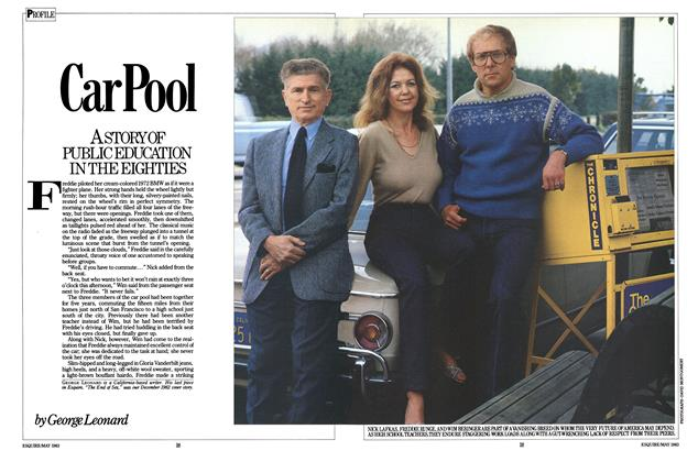 Article Preview: Car Pool, MAY 1983 1983 | Esquire