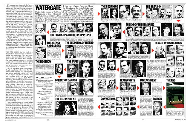 Article Preview: Watergate, JUNE 1983 1983 | Esquire