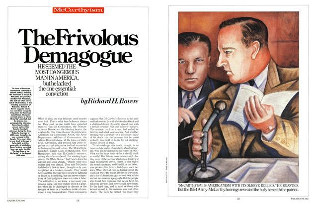 The Frivolous Demagogue