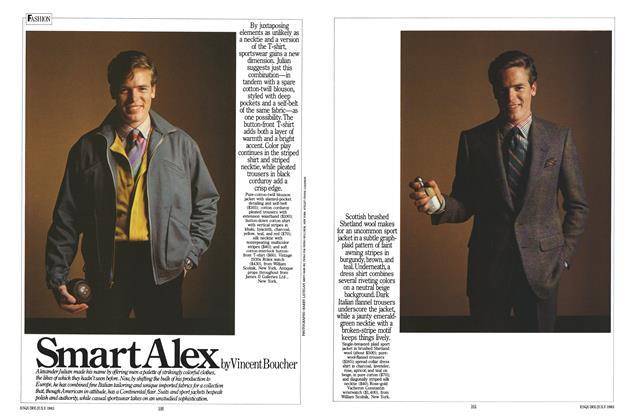 Article Preview: Smart Alex, JULY 1983 1983 | Esquire