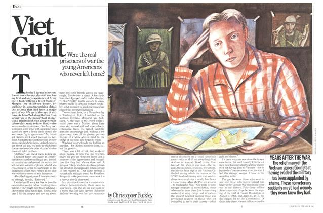 Article Preview: Viet Guilt, SEPTEMBER 1983 1983 | Esquire