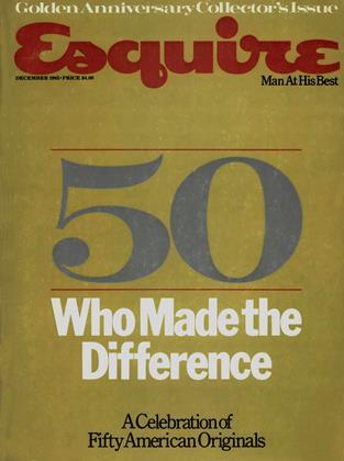 DECEMBER 1983 | Esquire