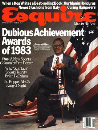 JANUARY 1981 | Esquire