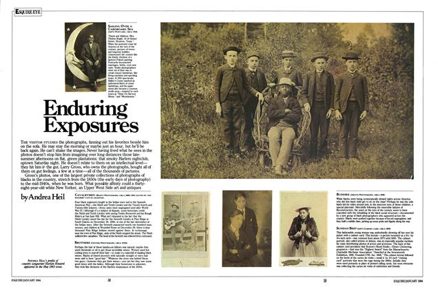Article Preview: Enduring Exposures, January 1984 | Esquire