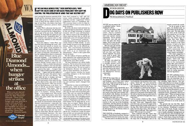 Dog Days on Publishers Row