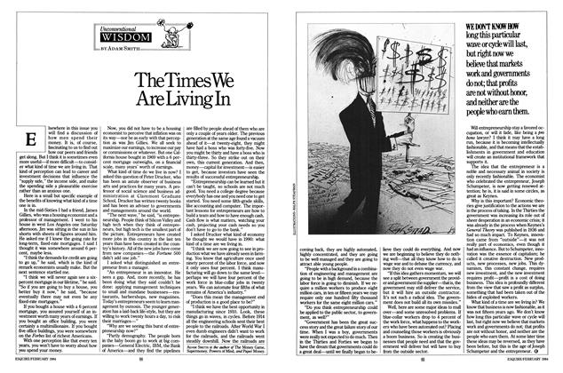 Article Preview: The Times We Are Living In, FEBRUARY 1984 1984 | Esquire