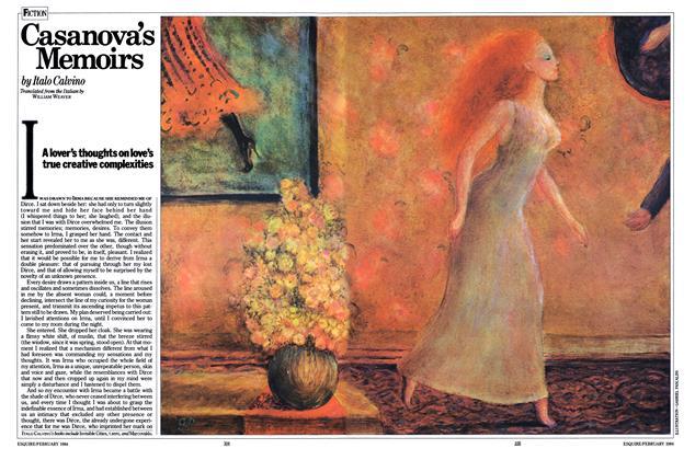 Article Preview: Casanova's Memoirs, February 1984 | Esquire