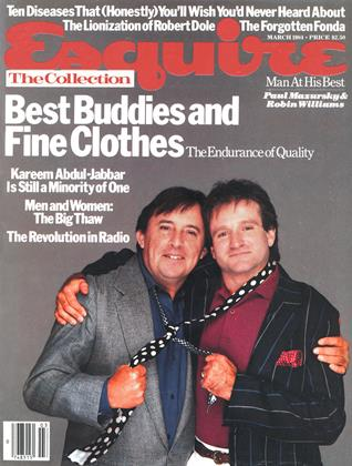 MARCH 1984 | Esquire