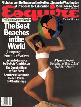 APRIL 1984 | Esquire
