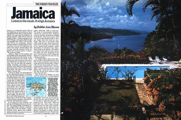 Article Preview: Jamaica, April 1984 | Esquire