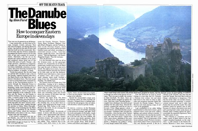 The Danube Blues