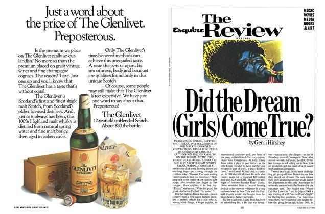 Article Preview: Did the Dream (Girls) Come True?, MAY 1984 1984 | Esquire