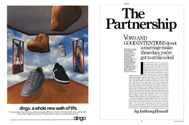 Article Preview: The Partnership, JUNE 1984 1984 | Esquire