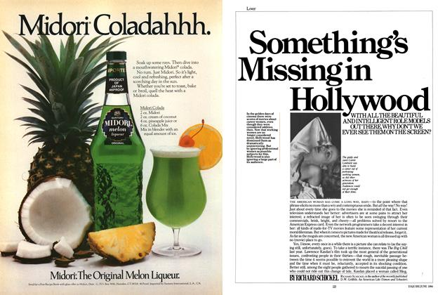 Article Preview: Something's Missing in Hollywood, June 1984 | Esquire