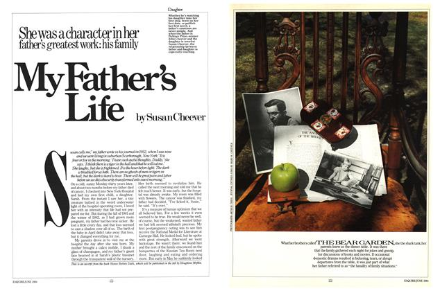 Article Preview: My Father's Life, JUNE 1984 1984   Esquire