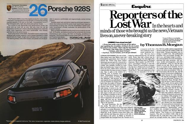 Article Preview: Reporters of the Lost War, JULY 1984 1984 | Esquire