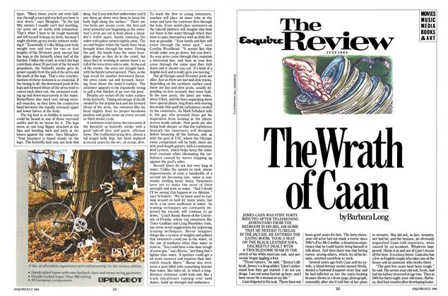 Article Preview: The Wrath of Caan, July 1984 | Esquire