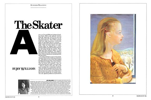 Article Preview: The Skater, August 1984 | Esquire
