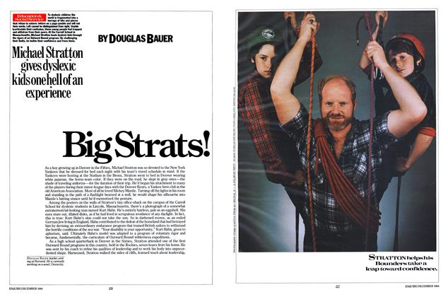 Article Preview: Big Strats!, December 1984 | Esquire
