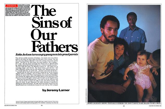 Article Preview: The Sins of Our Fathers, DECEMBER 1984 1984 | Esquire