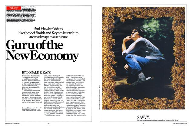 Article Preview: Guru of the New Economy, DECEMBER 1984 1984 | Esquire