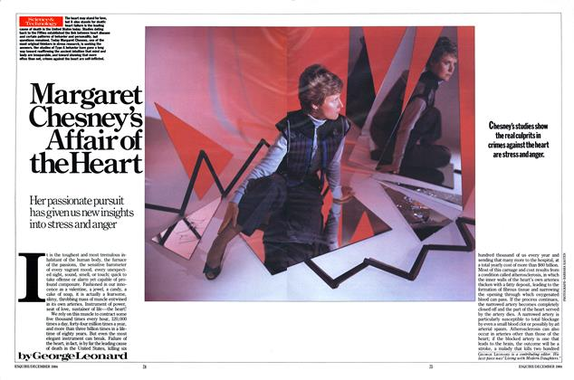 Article Preview: Margaret Chesney's Affair of the Heart, DECEMBER 1984 1984 | Esquire
