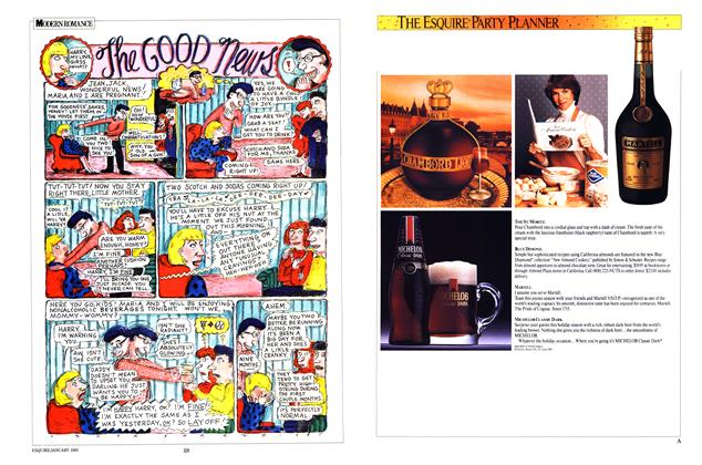 Article Preview: The Good News, JANUARY 1985 1985 | Esquire