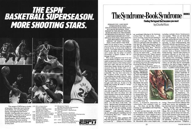 Article Preview: The Syndrome-Book Syndrome, MARCH 1985 1985 | Esquire