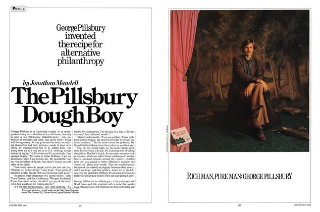 Article Preview: The Pillsbury Dough Boy, May 1985 | Esquire