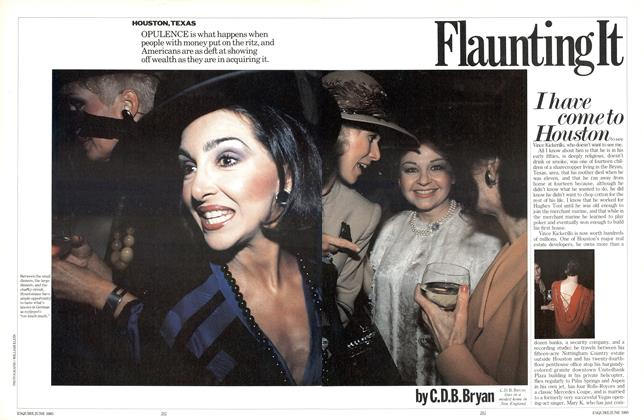 Article Preview: Flaunting It, June 1985 | Esquire