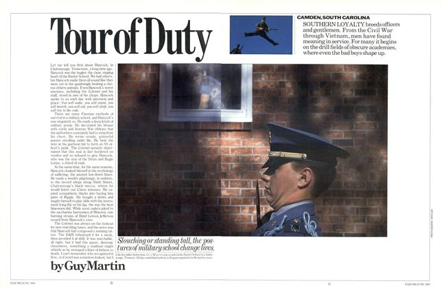 Article Preview: Tour of Duty, June 1985 | Esquire