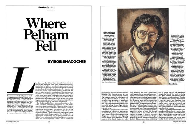 Article Preview: Where Pelham Fell, January 1986 | Esquire
