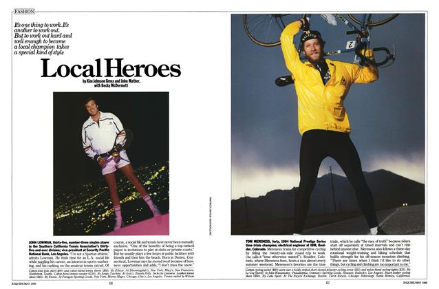 Article Preview: Local Heroes, MAY 1986 1986 | Esquire