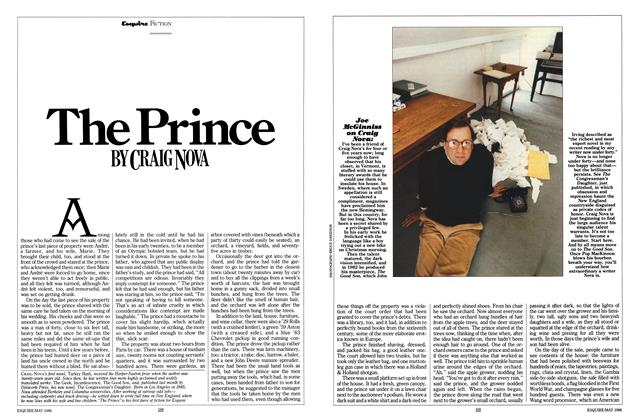 Article Preview: The Prince, May 1986   Esquire