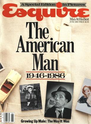 JUNE 1986 | Esquire