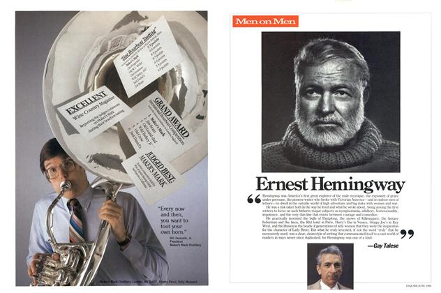 Article Preview: Ernest Hemingway, June 1986 | Esquire