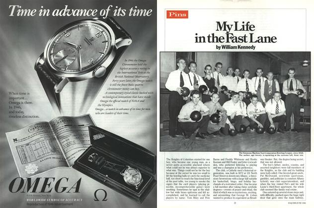 Article Preview: My Life in the Fast Lane, June 1986 | Esquire