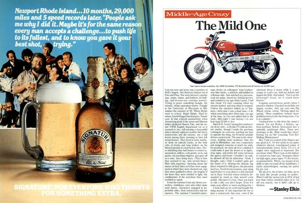 Article Preview: The Mild One, June 1986 | Esquire